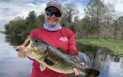 Wonderful Rodman Reservoir Fishing